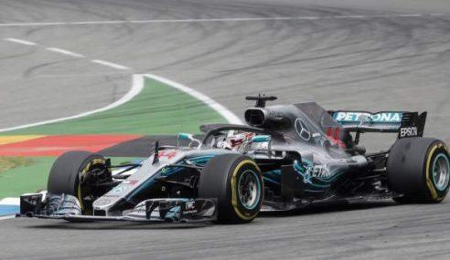 Hamilton remontó y se quedó con una increíble victoria en el GP de Alemania