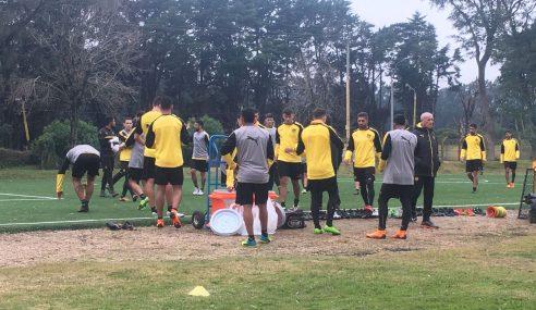 Debut para Peñarol y Diego Lopez