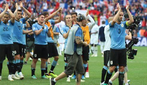 Uruguay terminó en el quinto puesto