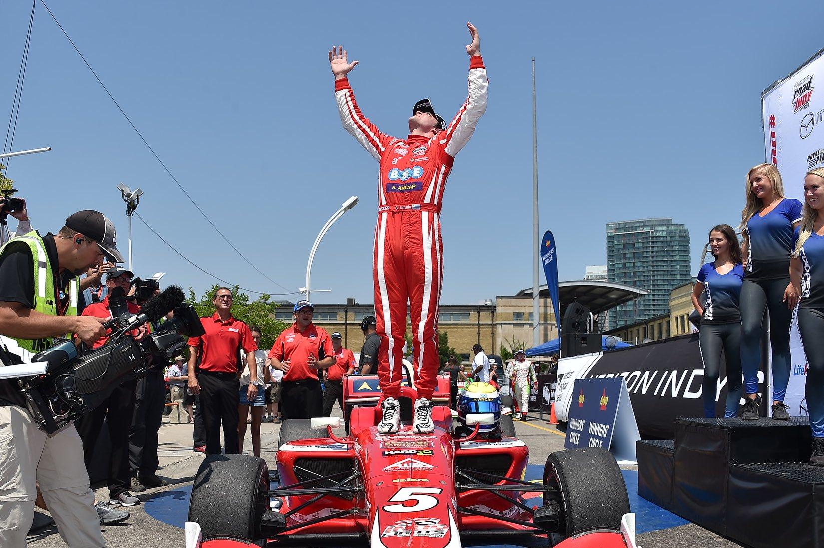 Urruitia ganó en Toronto