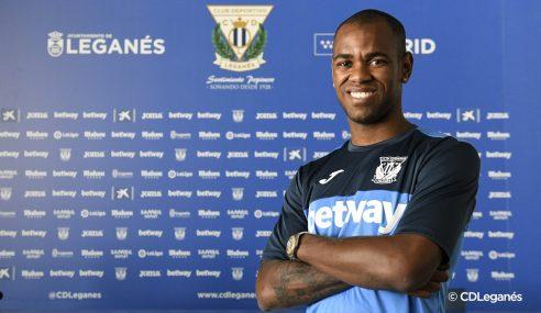 Diego Rolan jugará en el Leganes