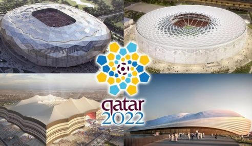 El impactante video promocional de Qatar 2022