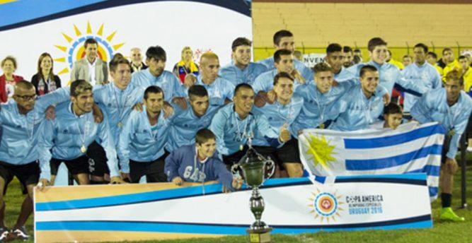 Olimpiadas especiales: Uruguay vicecampeon en la copa unificada