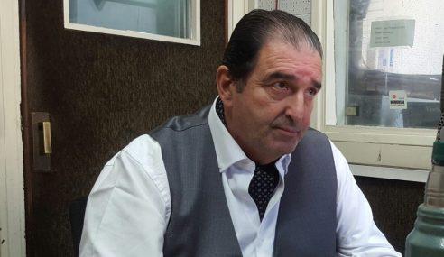 17:30 Abulafia seria presidente hoy y la mutual pararía el fútbol