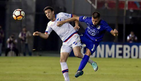 Nacional empató 0-0 con Sol de América en Paraguay