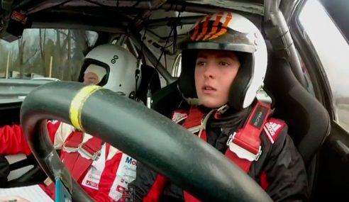 Patricia Pita correrá con el Etios en el rally argentino