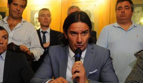 Gonzalo De Los Santos fue despedido de Peñarol