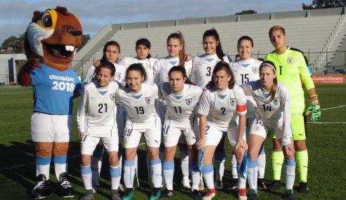Futbol Femenino : Uruguay derrotó a Japón