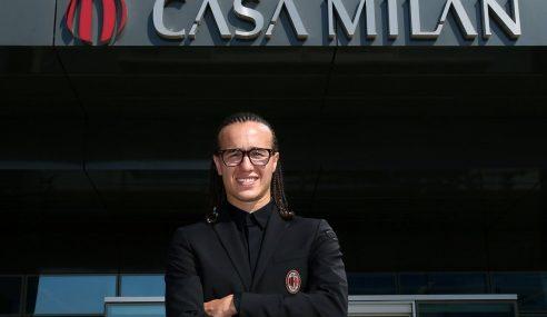 Laxalt nuevo jugador del AC Milan
