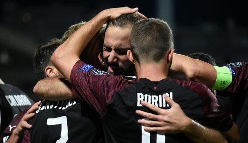 Resumen Europa League