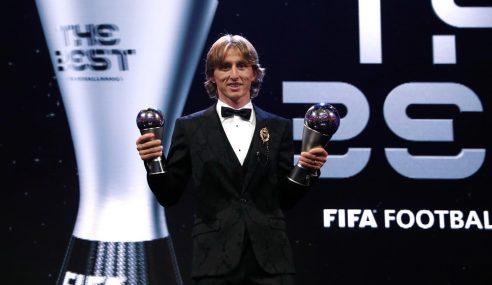 Luka Modric el mejor de todos
