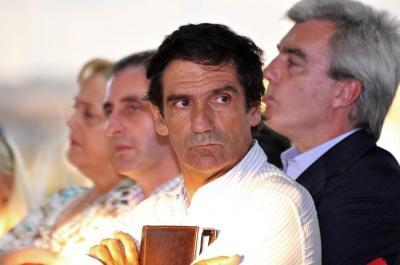 EXCLUSIVO: Martin Laventure le respondió a los dirigentes de Atenas