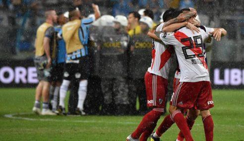 Video: River lo dio vuelta en Brasil y esta en la final de la copa