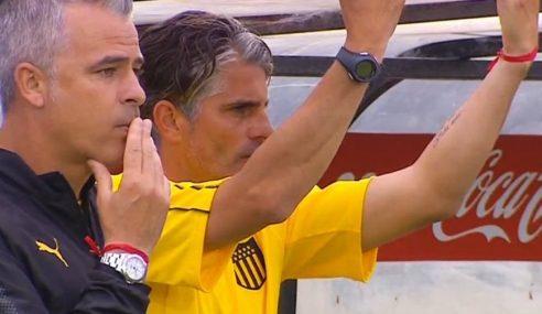 Resumen :Peñarol ganó y es lider en solitario del apertura