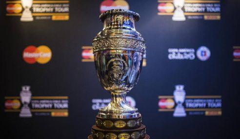Sorteo: Copa américa 2019  Uruguay irá con Ecuador, Japón y Chile.