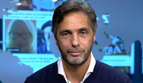 "Audio: Periodista argentino destrozó a Nahitan Nandez ""Quien es Nandez, de que carajo juega"""