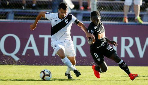 Copa Libertadores: Danubio empato frente a Mineiro y la llave esta abierta