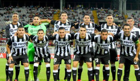 Así juega Zamora el rival de Nacional