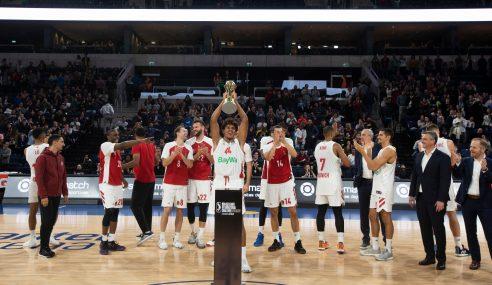 Bayern Munich se quedó con el NBA G-League