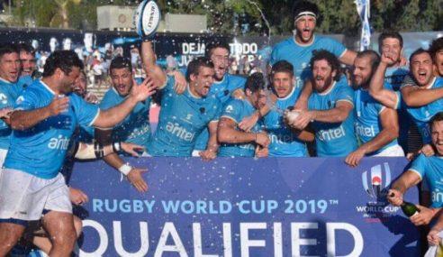 Mundial de Rugby: Los Teros van el Miercoles 2:15 frente a Fiyi
