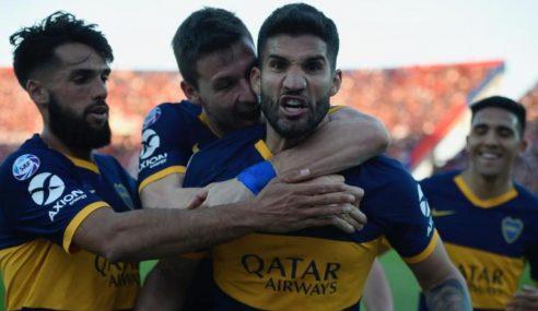 El Boca de Alfaro le ganó a San Lorenzo y es lider.