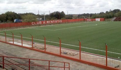 Un paso atrás, Deportivo se vino sin nada del complejo Rentistas