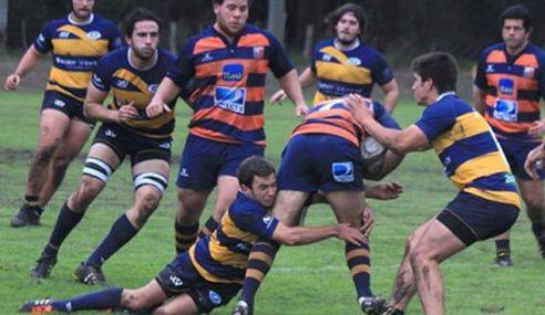 Rugby: Los resultados de la fecha 14 de campeonato uruguayo de primera