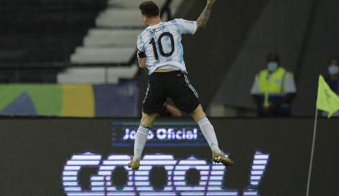Lasarte volvió a empatarle a la Argentina