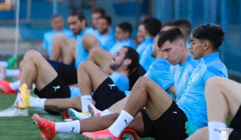 Uruguay se estrena en la Copa América