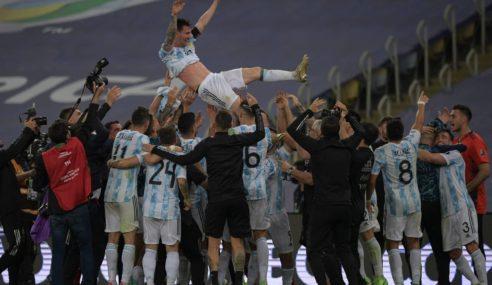 Argentina Campeão